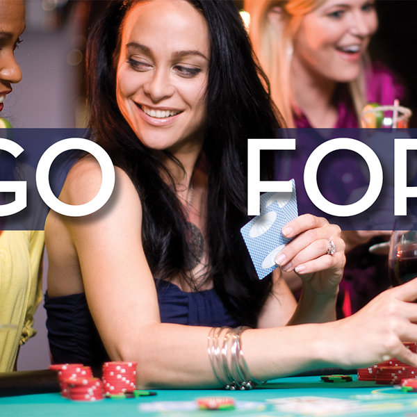 Prairie Band Casino &#038; Resort</br>Go For It Campaign